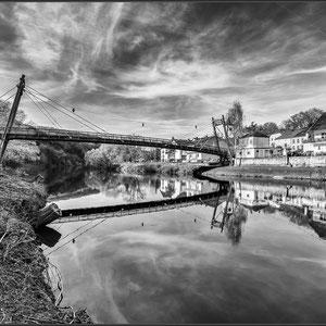 Misty bridge # M05