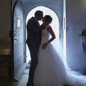 Mariage Portrait de Couple