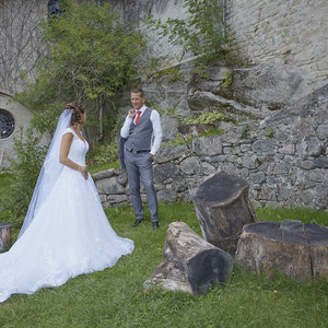 Mariage Portrait de Couple Genève