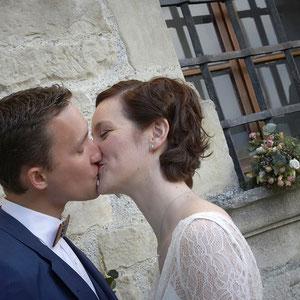 Mariage Portrait de Couple Château de Clermont Haute Savoie