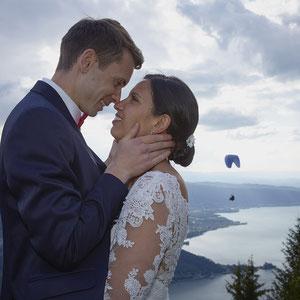 Mariage Portrait de Couple Col de la Forclaz Annecy