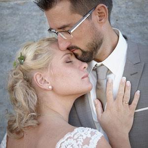 Mariage Portrait de Couple Pont de la Caille