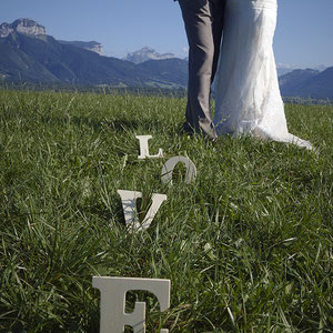 Mariage Portrait de Couple Annecy