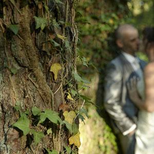 Mariage Portrait de Couple les bois Annecy