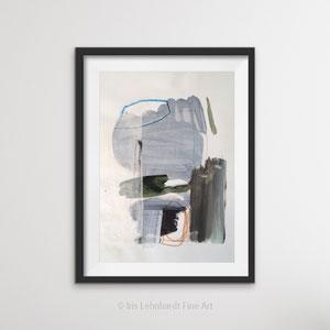 030920, Mischtechnik auf Papier, 42x29,7 cm, Iris Lehnhardt 2020