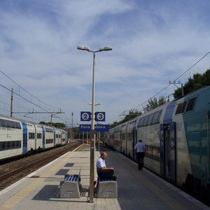 Gare de Fara Sabina