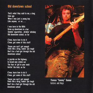 """""""Sammy"""" bei """"Old downtown school"""" 2009"""