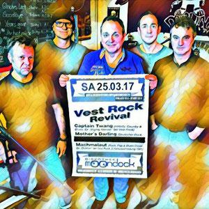 VEST-Rock 2017