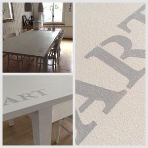 Renovation alter Möbel