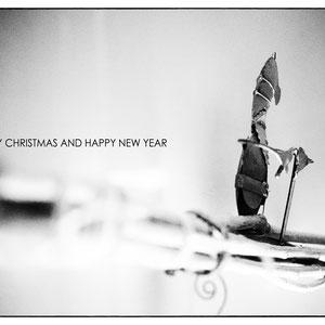 Neue Weihnachtskarten, bestellungen via Mail