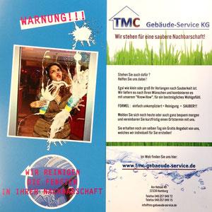 Flyer2 TMC Gebäude-Service KG