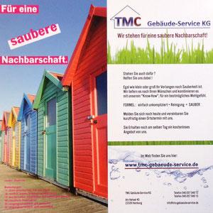 Flyer1 TMC Gebäude-Service KG