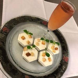 © Cuisine en Loir-et-Cher - Hostellerie du Château