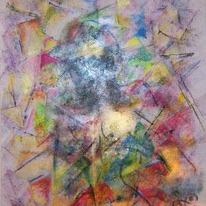 Akt, Aquarell auf Karton, 29.7 x 42 cm