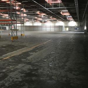 Feinreinigung Industriebereich von Schaller Gebäudereinigung