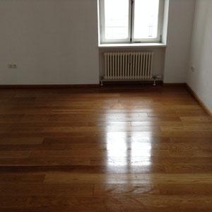 Holz Dielen Boden Ölen - München - made by Schaller Gebäudereinigung