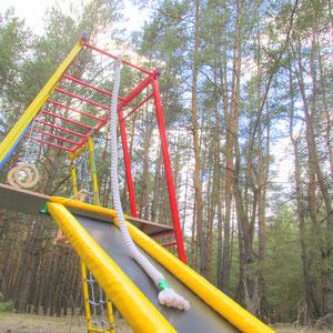 Трансформер детская площадка