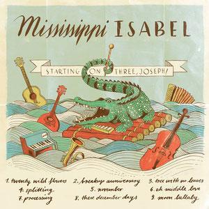 Mississippi Isabel - Starting on three, Joseph!