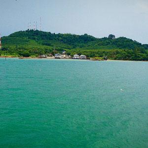 Koh Chang Überfahrt