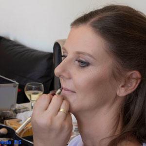 Entstehen des Makeups