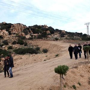 Le nouveau site de la Serra