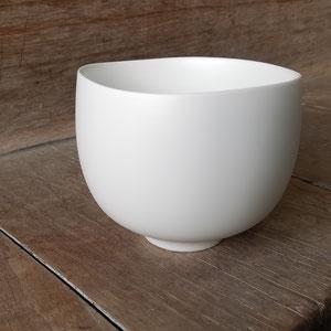 白妙磁茶盌