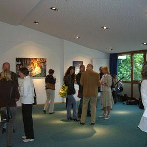 Vernissage in Weilheim