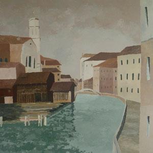 Venedig/60x60 cm