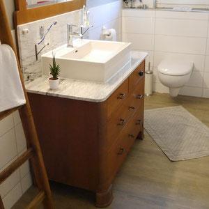 Ein schönes Bad auf kleinstem Raum