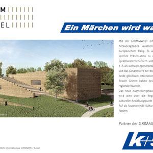 Kultur-Sponsoring für K+S Aktiengesellschaft in Kassel