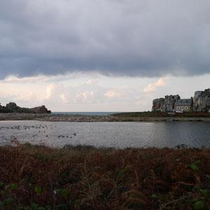 Bretagne Plougrescant Castel Meur