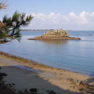 Bretagne randonnées le long des plages