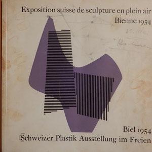 Schweizer Platik Ausstellun im Freien Biel 1954