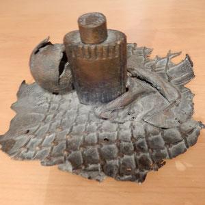 """Franco Annoni Skulptur 2 """"Parfum-Flacon"""""""