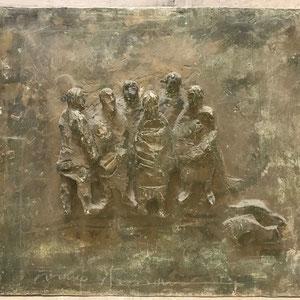 Jesus mit seinen Jüngern 1