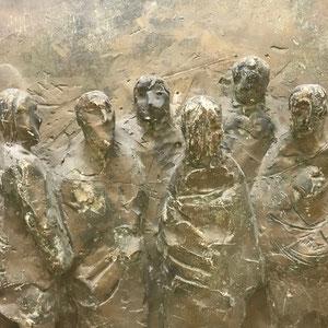 Jesus mit seinen Jüngern 3