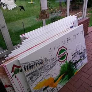 Projekt Hagebaumarkt 2014