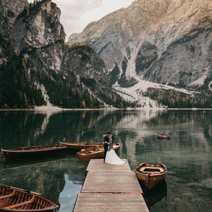 Hochzeitsfotograf Köln NRW Lago Di Braies
