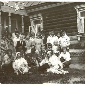 1976г./деревенская свадьба