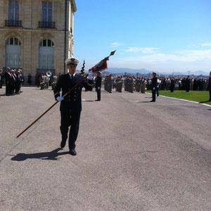 Alain Puidupin-Fanion du Pharo 14 juin 2013