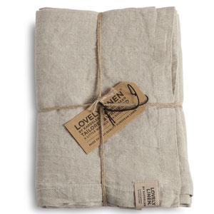 Lovely Linen: Runner Beige