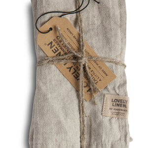 Lovely Linen: Napkins Meadow