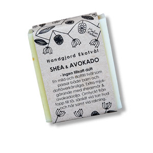 Malin i Ratan: Hand made Eco Soap from Sweden, Shea & Avocado