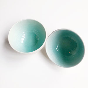 Terra Cuita small bowl Turquoise