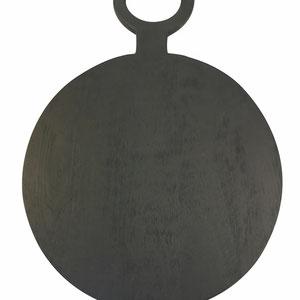Be Home: Brushed Black Mango Wood Cutting Board