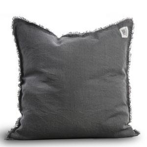 Lovely Linen: Pillow cover Grey