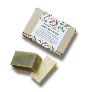 Malin i Ratan: Hand made Eco Soap from Sweden, Gift Box