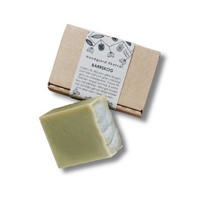 Malin i Ratan: Hand made Eco Soap from Sweden, Barr / Pine