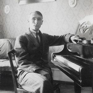 Der jugendliche Pianist