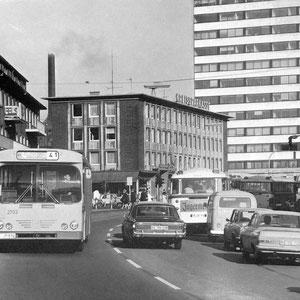 Berstraße/Römerstraße 60er Jahre